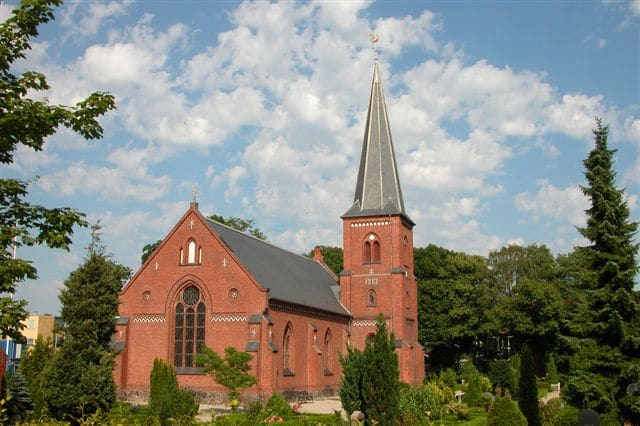 kastrup kirkegårds kapel